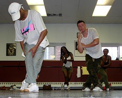 hip hop class5