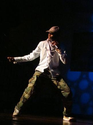 Hip Hop Dance Teacher Shawn B
