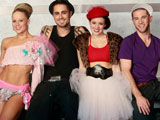 Final 4 dancers on So You Think Canada!