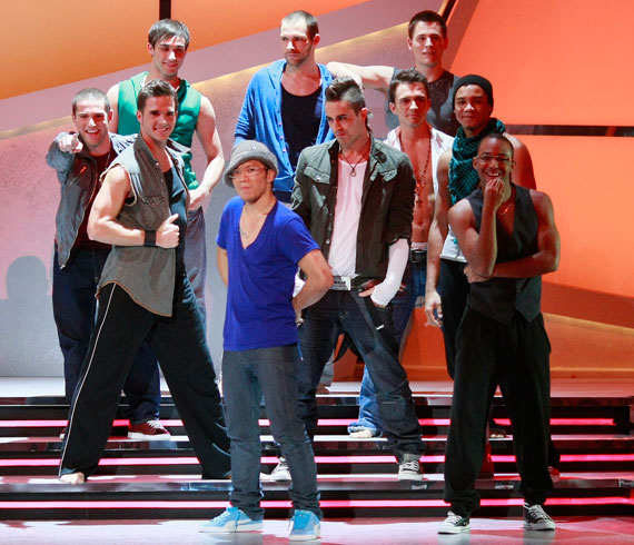 SYTYCD Canada Top 20 guys (dance.ctv.ca for more pics)