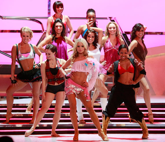 SYTYCD Canada Top 20 girls (dance.ctv.ca for more pics)