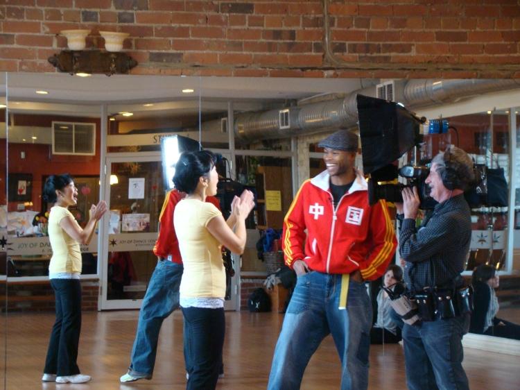 Talking about hip hop dance