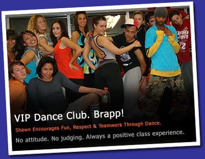 Toronto tap dance and hip hop classes