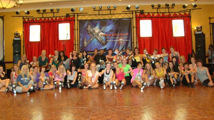 Extreme Dance 2009 Seniors