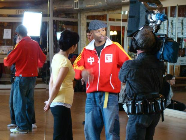 Shawn Byfield CBC TV interview with Mary Ito