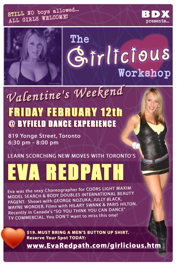 Toronto Girlicious Workshop