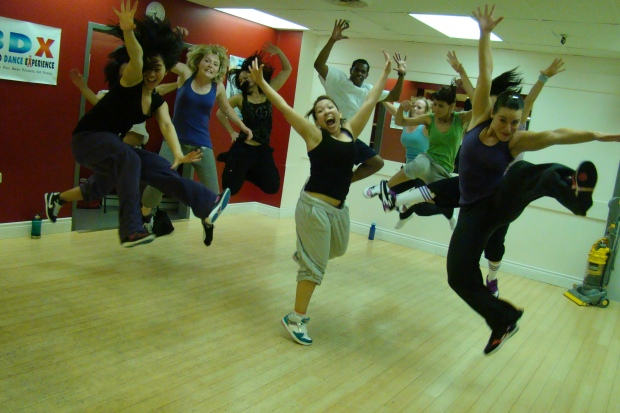 Toronto hip hop dance at BDX