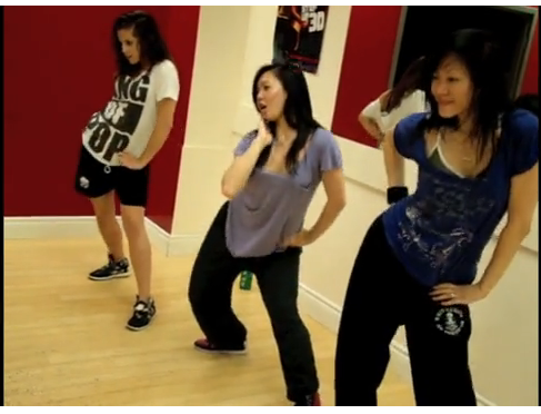 BDX dancers rehearse for Step Up 3D promo