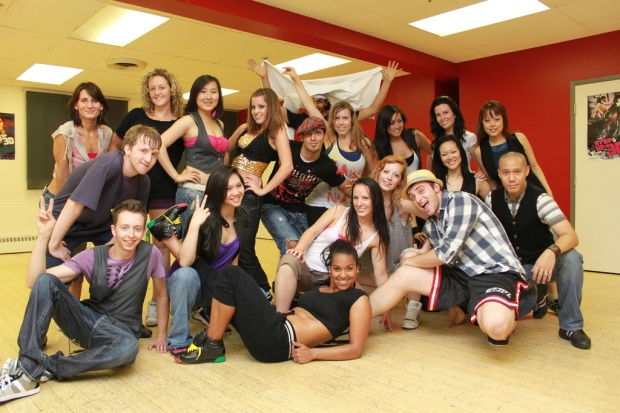 BDX Toronto hip hop dance audition photos
