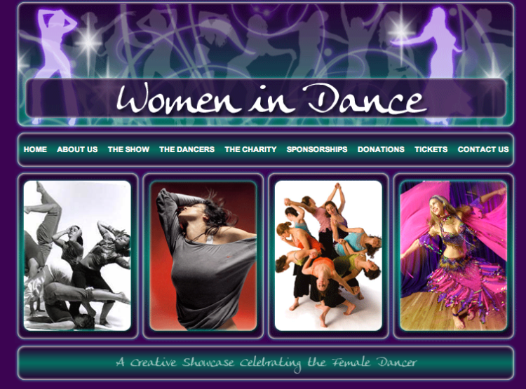Women in Dance show Toronto
