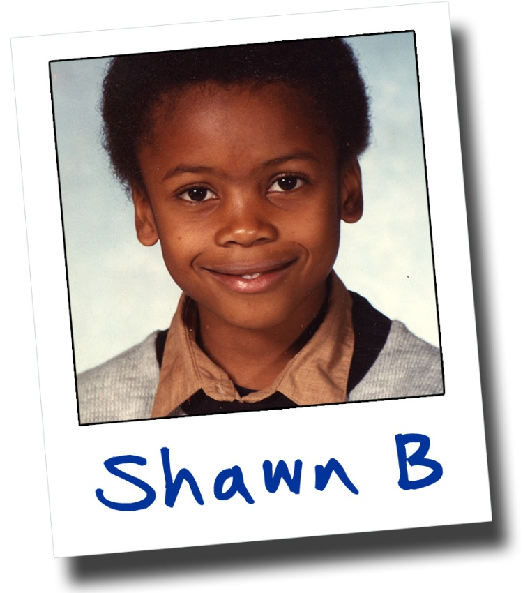 Shawn Byfield is little