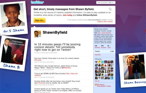 Shawn Byfield Twitter