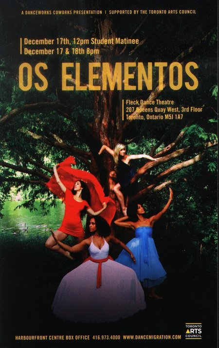 Dance Migration presents Os Elementos