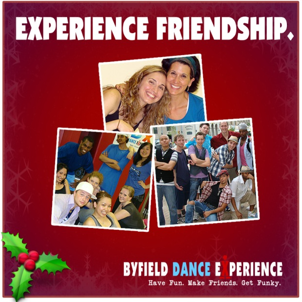 Experience Friendship at Byfield Dance Experience Toronto