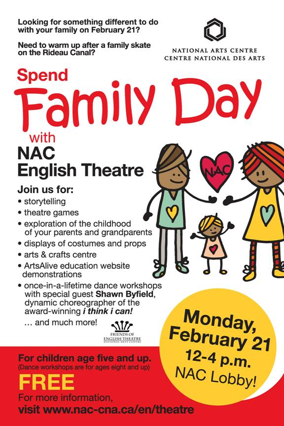 Free Dance Classes for Family Day