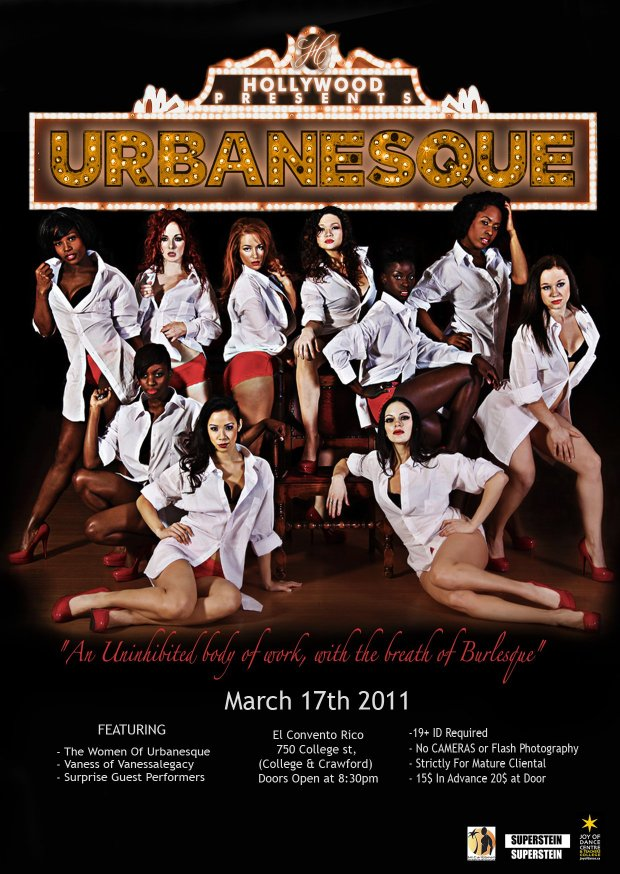 Hollywood Presents URBANESQUE