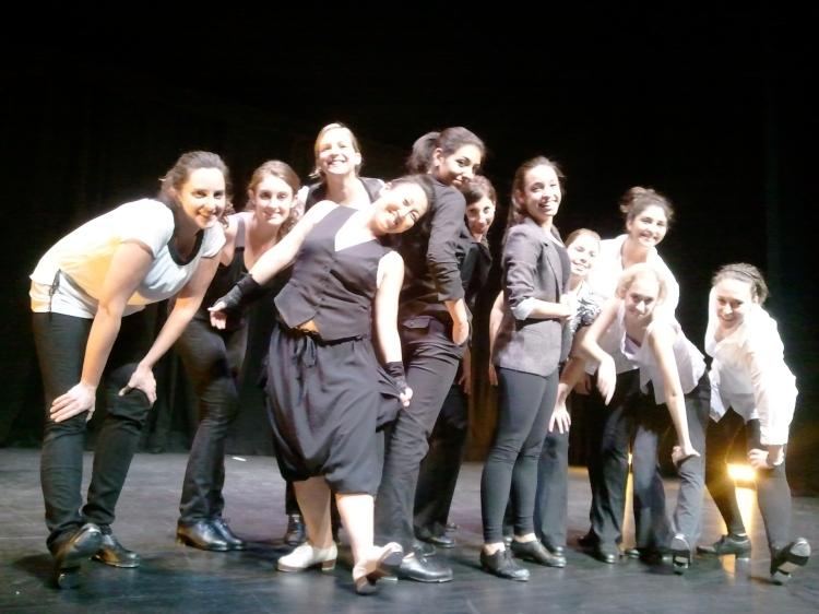 Tap dance class Toronto