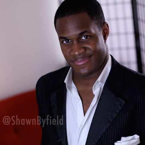 Toronto headshots with Shawn Byfield