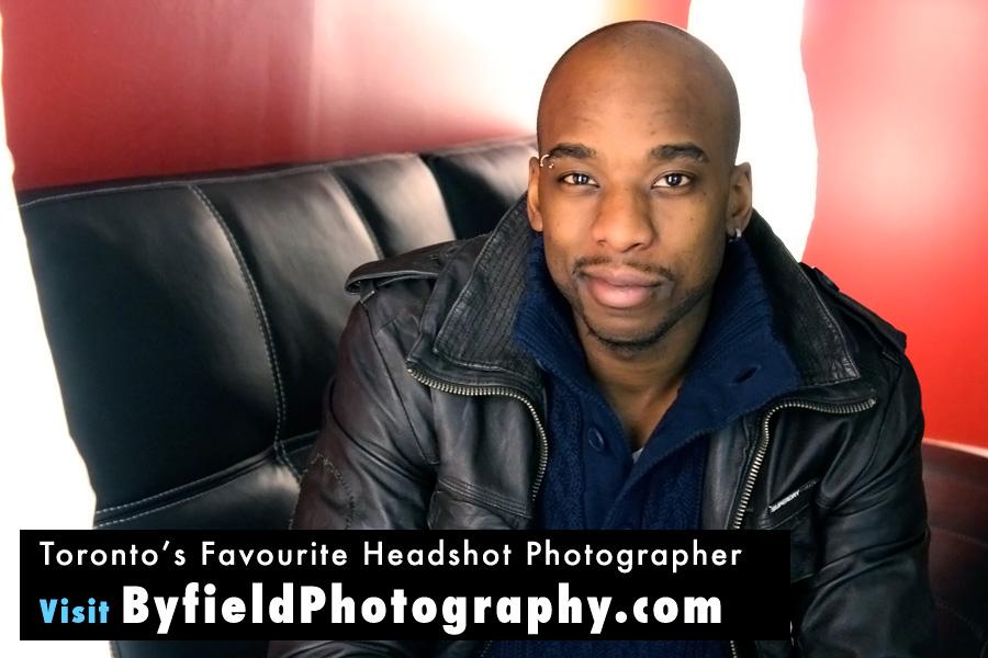 Shawn Byfield photography headshots Toronto