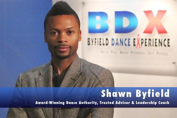Shawn Byfield, certified public speaker, advisor & coach