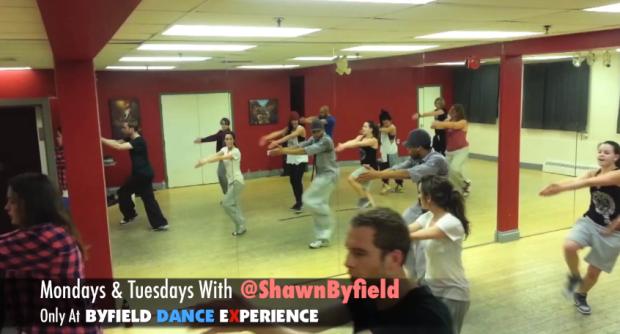 Adult hip hop dance class in Toronto