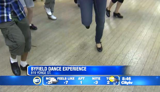 Beginner tap dance Toronto