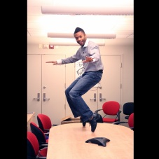National tap dance day with Shawn Byfield