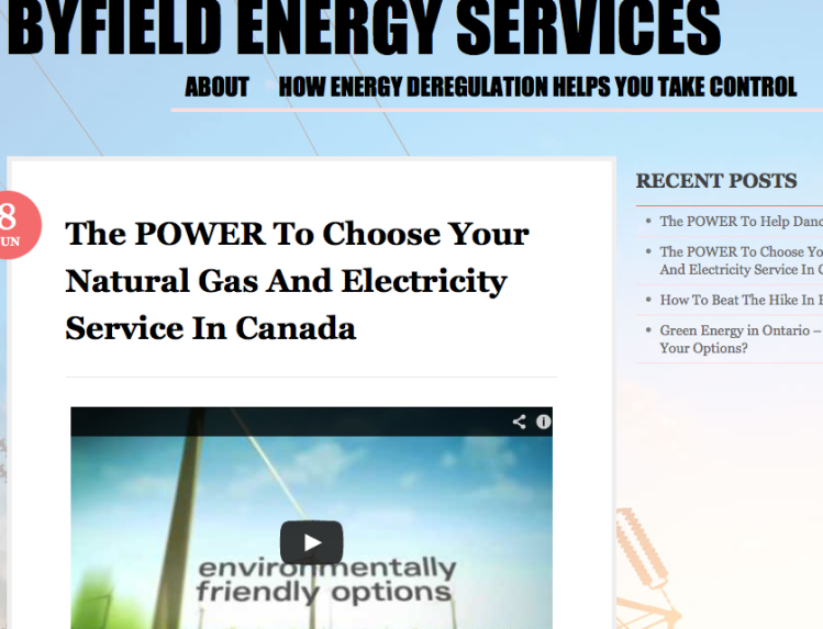 Byfield energy