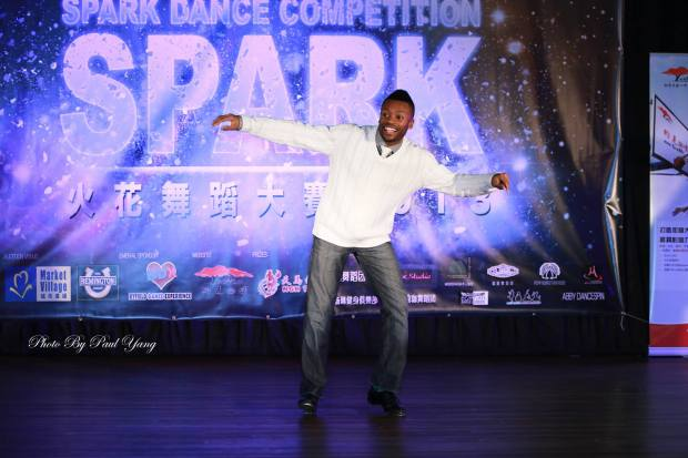 Shawn Byfield tap dance choreographer