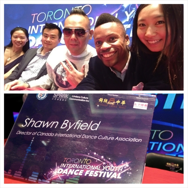 Toronto International Youth Dance Festival Board of Directors