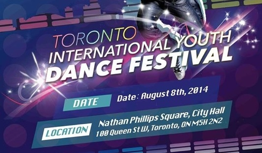 Toronto International Youth Dance Festival