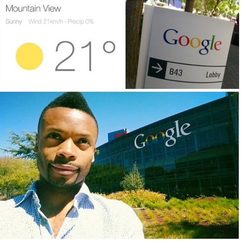 Shawn Byfield at Google