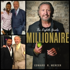 Shawn Byfield with Billionaire Ed Mercer
