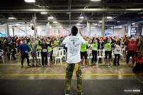 Shawn Byfield Toronto Pearson Runway Run charity