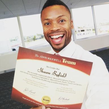 Shawn Byfield JMT certification