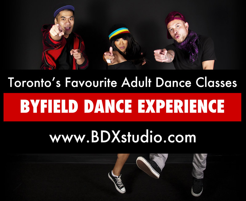 Toronto's favourite adult dance classes