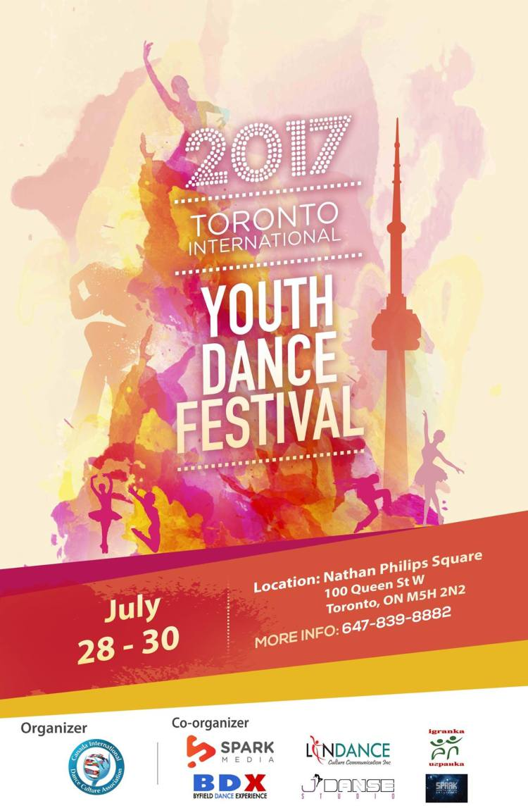 Toronto International Youth Dance Festival 2017