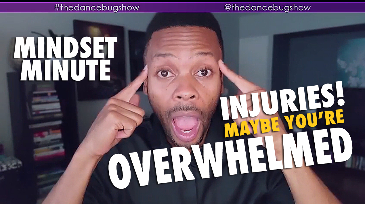 Dance injury tips with Shawn Byfield